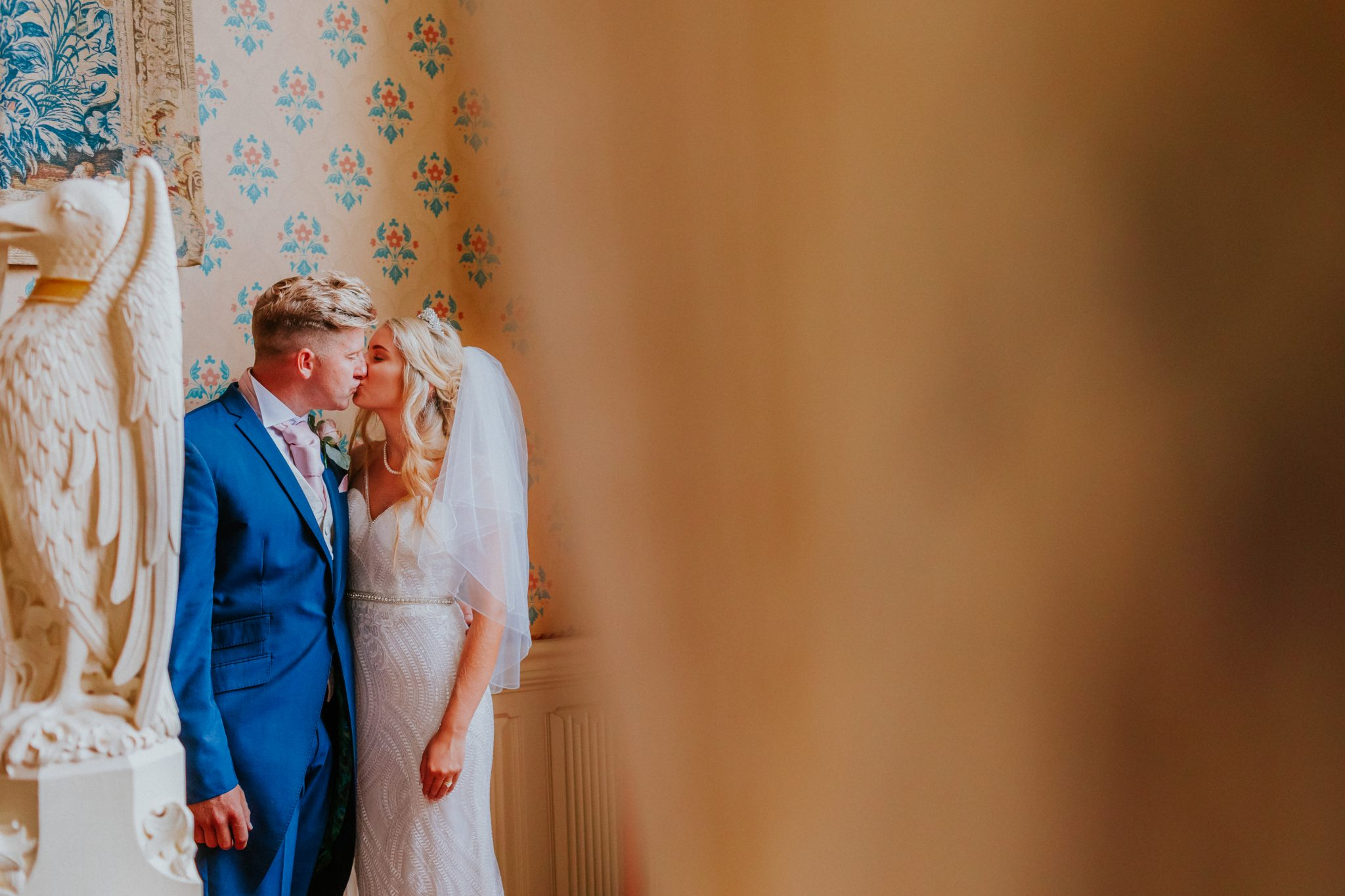 S Butler Photography - Sussex Wedding Photographer - Zak & Heidi - Horsted Place 001