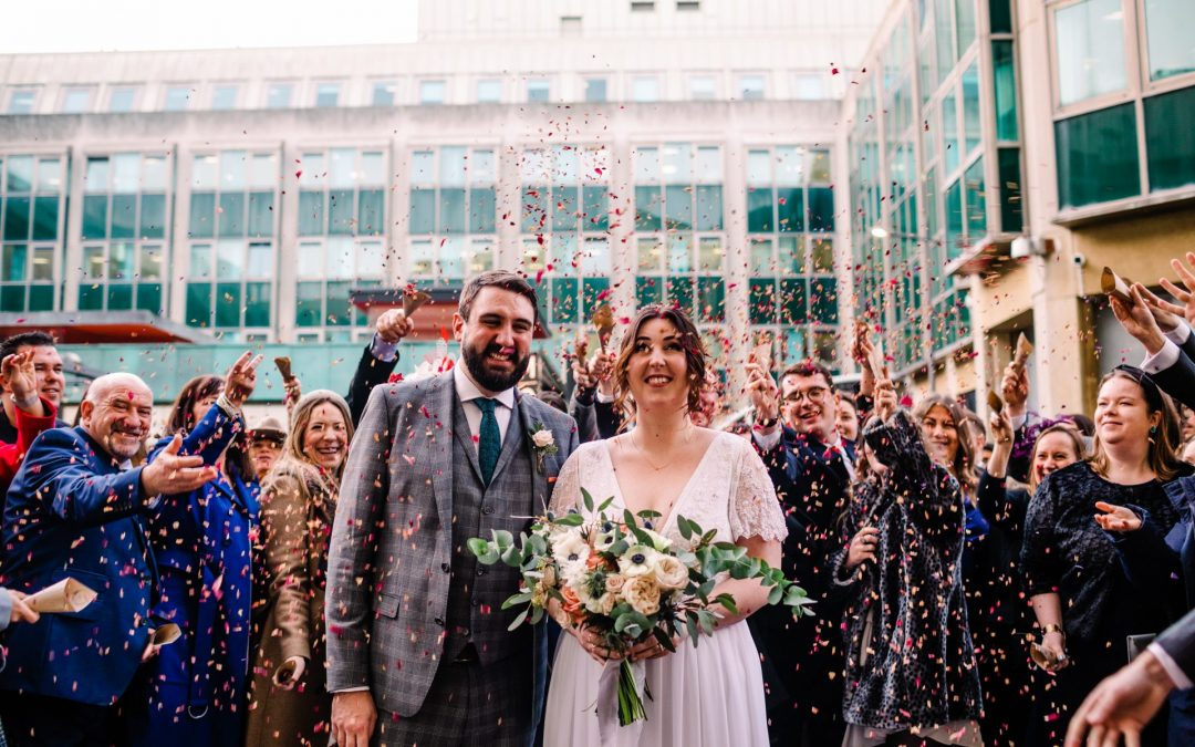 Chris & Olivia | Brighton Weddings