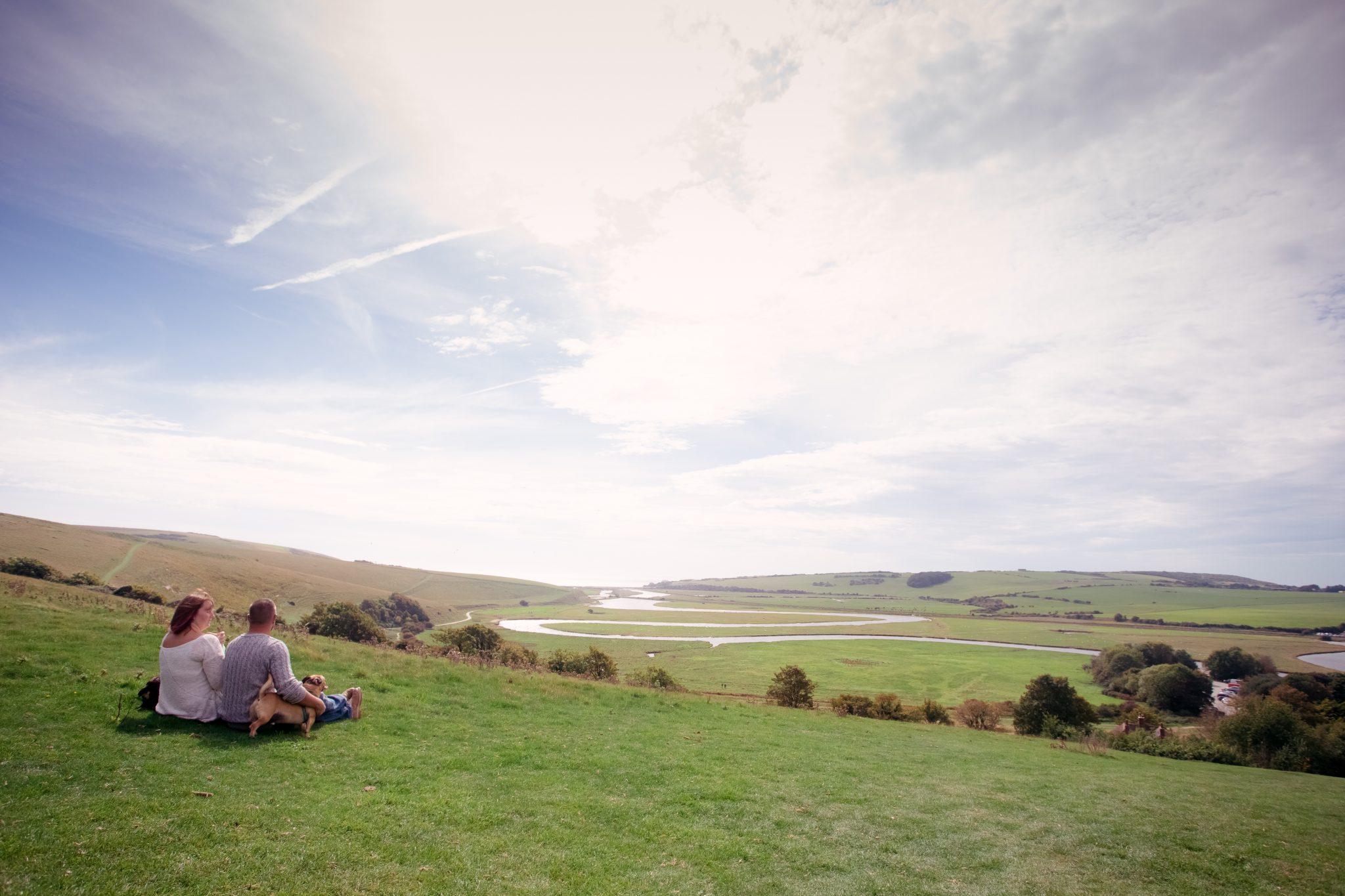 S Butler Photography - Sussex Portrait Photographer - Jemma & Four Legged Friends 082