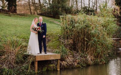 Mike & Sophie – Coltsford Mill Wedding