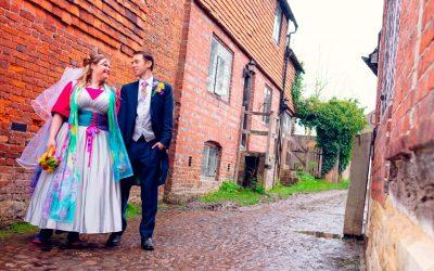 Chiddingstone Village Wedding – Natasha & Julian