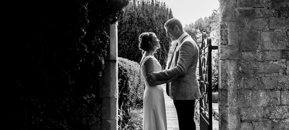 S Butler Photography Wedding Photographer Sussex gateway