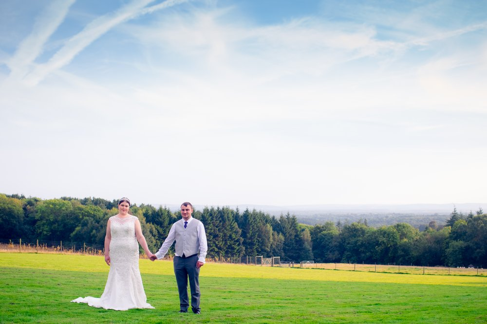 S Butler Photography Wedding Photographer Sussex view